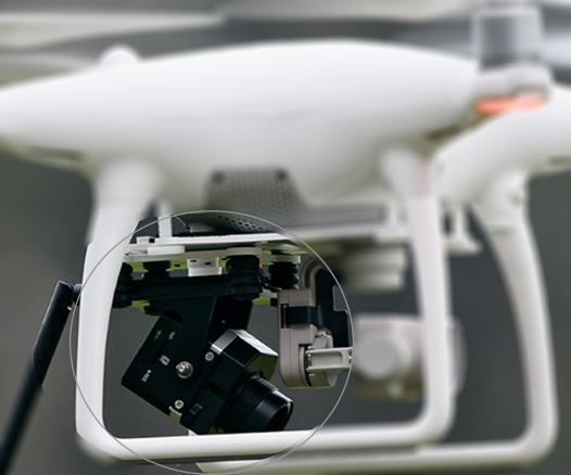 Thermal & Sensory Camera Kits – Pro Drones
